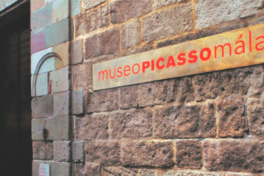 La Málaga de Picasso